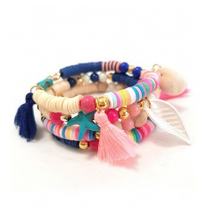 "TUTORIEL ""Bracelet Mexico"""